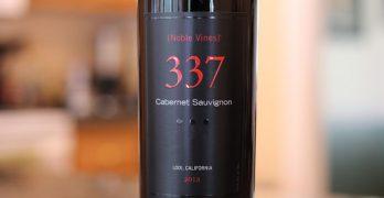 337 Wine Noble Vines Cabernet