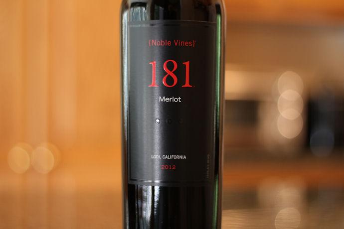 Noble Vines 181 Merlot Review