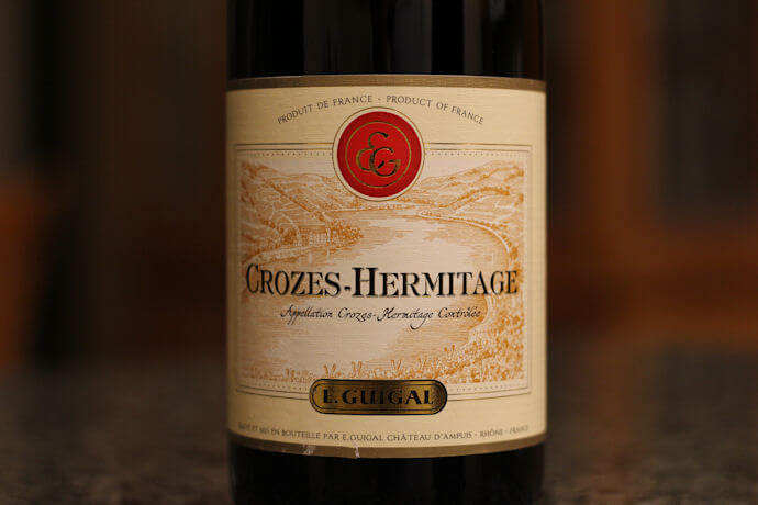 E Guigal Crozes Hermitage