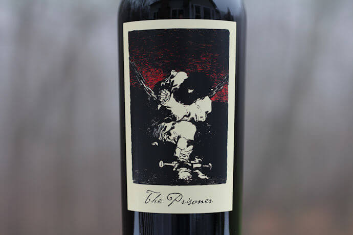 The Prisoner wine