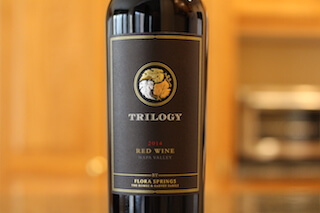 Flora Springs Trilogy Red Wine