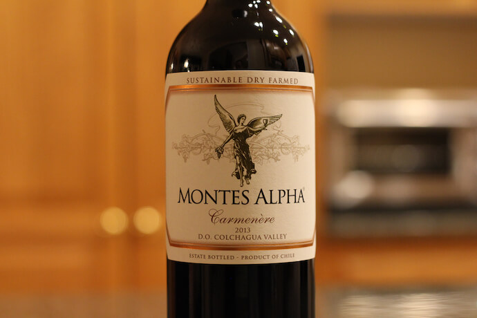 Montes Alpha Carmenère Review