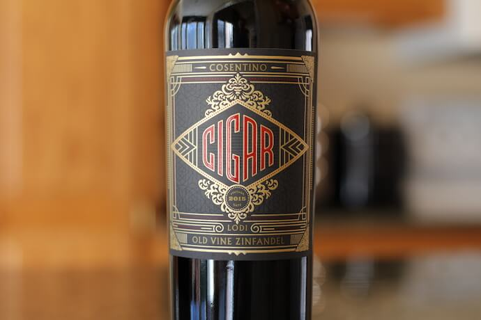 Cigar Old Vine Zinfandel Review