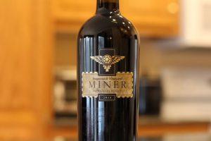 Miner Winery Stagecoach Vineyard Merlot