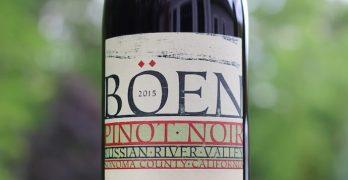 Boen Pinot Noir Review