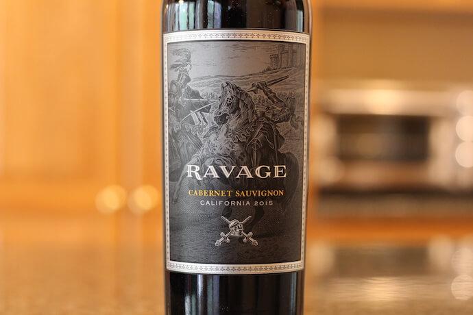 Ravage Cabernet Sauvignon Review