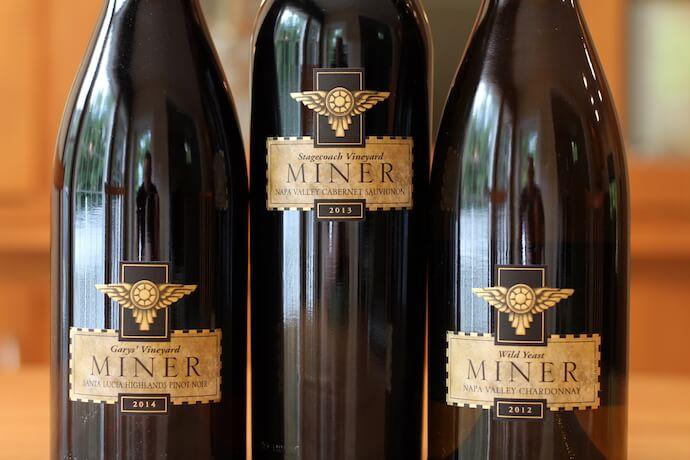 Miner Family Winery Wines