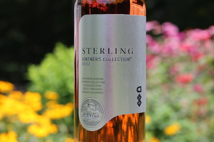 Sterling Rose Wine Review