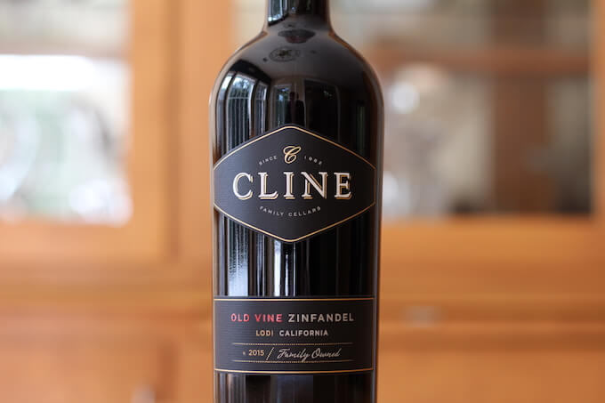 Cline Old Vine Zinfandel
