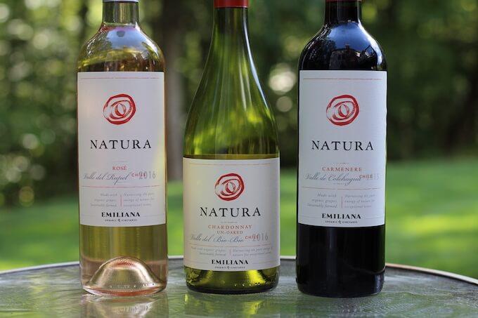 Natura Organic Wine