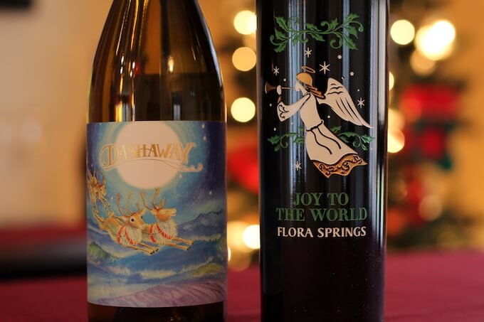 Flora Springs Christmas Wines