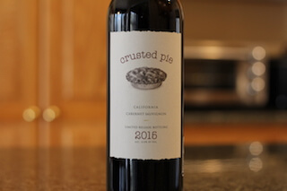 Wine of the Month Club Crusted Pie Cabernet Sauvignon