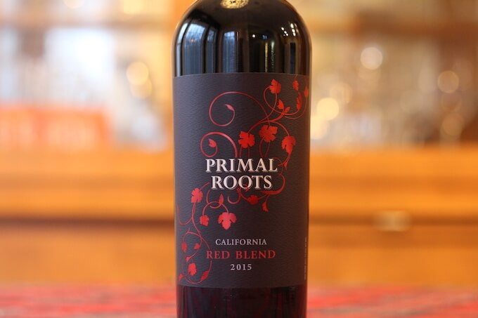 Primal Roots Red Blend Wine Review