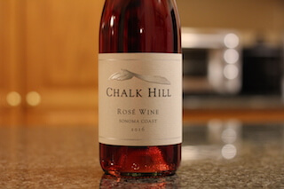 Wine of the Month Club Chalk Hill Rose