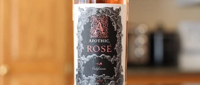 Apothic Rose Wine Review