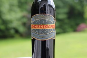 Conundrum Red Blend Wine Review
