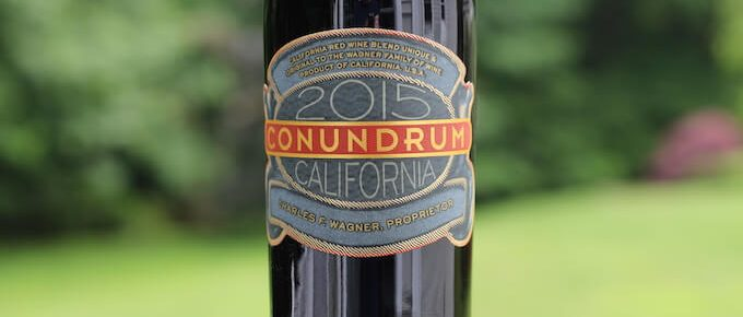 Conundrum Red Blend
