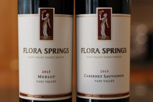 Flora Springs Merlot and Cabernet Sauvignon Review