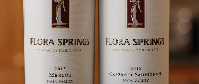 Flora Springs Merlot and Cabernet Sauvignon Review