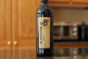 Blackstone Merlot Wine Bottle