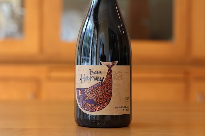 Dave Harvey Columbia Valley Syrah