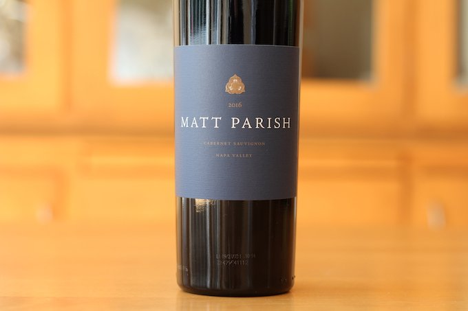 Matt Parish Napa Valley Cabernet