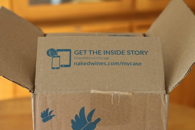 Wines Box Flap Inside Story