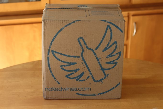 Naked Wines Box Front
