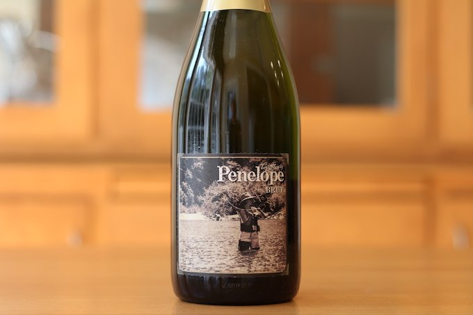 Penelope Breathless California Brut