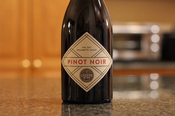 The Great Oregon Wine Company Pinot Noir
