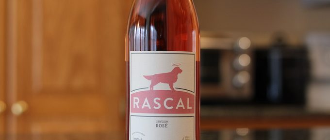 Rascal Rose Wine