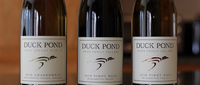 Duck Pond Wines