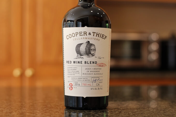 Cooper and Thief Red Blend Wine