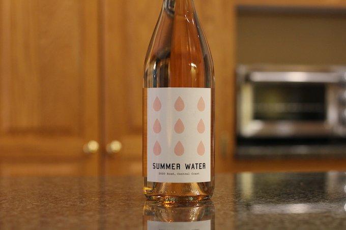 Winc Summer Water Rose