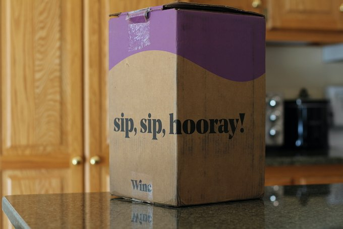 Winc Wine Box